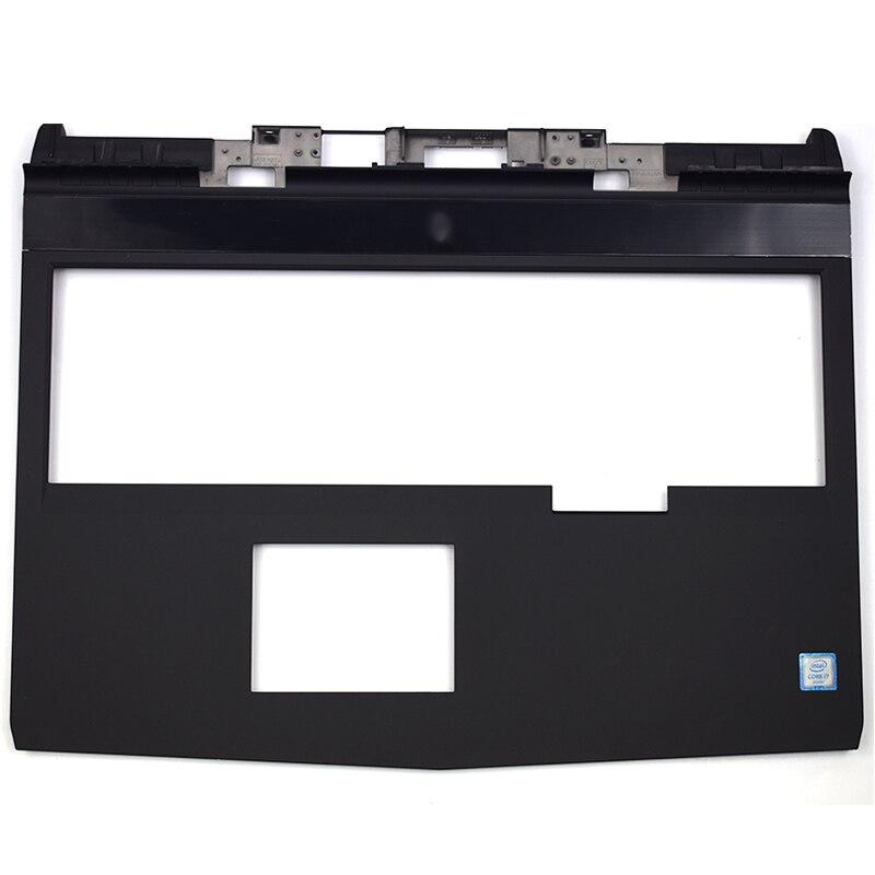 Original New Laptop Palmrest Upper Case For DELL Alienware 17 R4 Assembly 08G7X7 8G7X7 Black