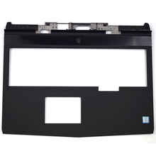 цены на Original New Laptop Palmrest Upper Case For DELL Alienware 17 R4 Palmrest Assembly 08G7X7 8G7X7 Black в интернет-магазинах