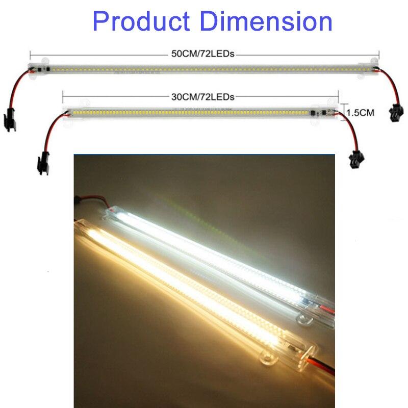 Светодиодный светильник для бара, 220 В, 30 см, 50 см, светодиодный энергосберегающий светильник, флуоресцентные лампы, холодный белый, теплый белый, 72 светодиодный, декор для кухни Подшкафные лампы      АлиЭкспресс