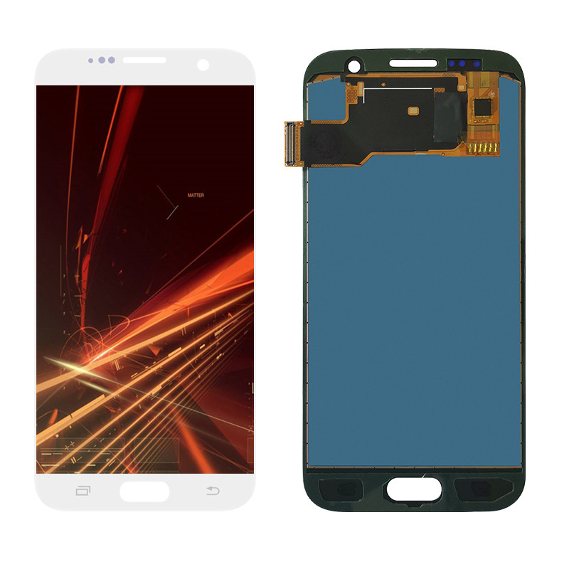 LCD For Samsung <font><b>S7</b></font> LCD <font><b>Display</b></font> + Screen Touch Digitizer Assembly parts For <font><b>Galaxy</b></font> G930 G930A <font><b>G930F</b></font> G9300 SM-<font><b>G930F</b></font> 5.1 inches lcd image