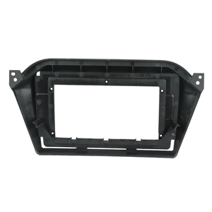 Image 2 - 2Din Car DVD Frame Audio Fitting Adaptor Dash Trim Kits Facia Panel 10.1inch For JAC S2 2015 2018 Double Din Radio Player