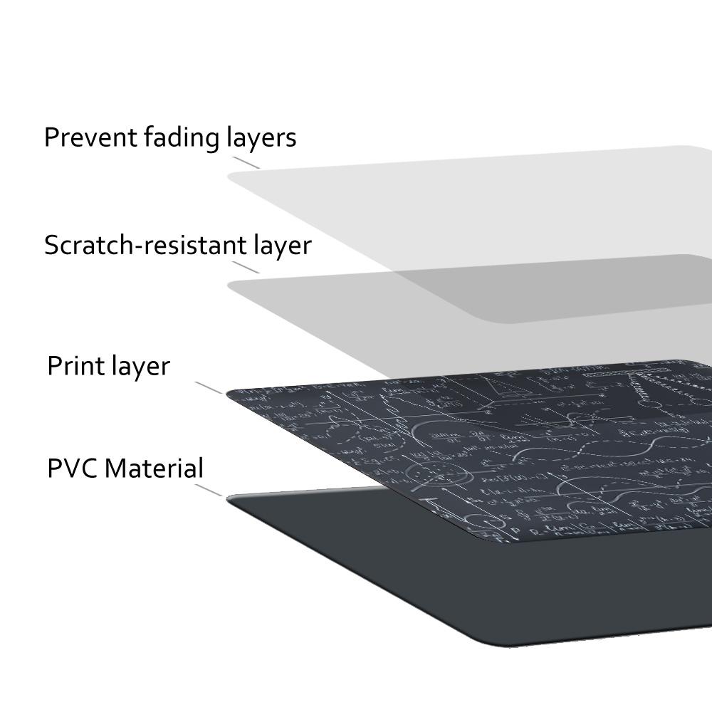 Formula Printing Case for MacBook 16