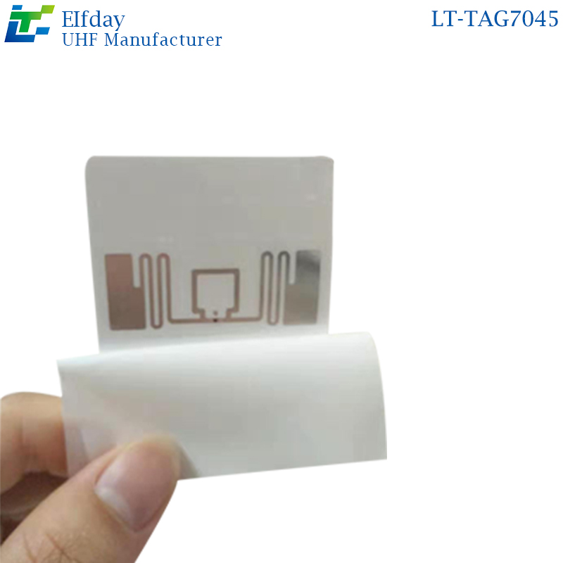 LT-ANG7045RFID Unmanned Supermarket Dedicated Retail Convenience Store Electronic Label UHF Commodity Anti-theft Passive Sticker