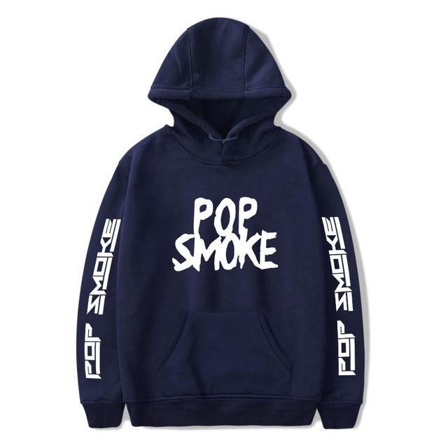 POP SMOKE THEMED HOODIE (25 VARIAN)