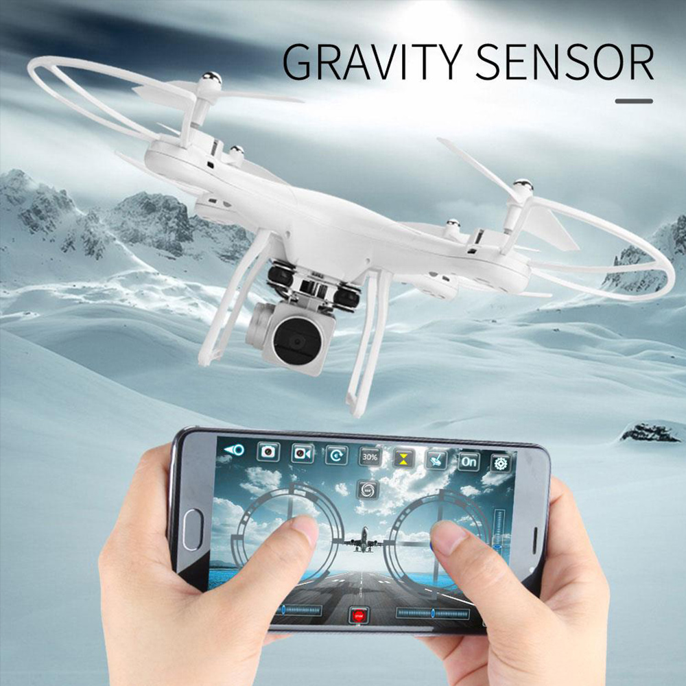 S10 RC Helicopter Drone with Camera HD 720P 1080P WIFI FPV Selfie Drone Professional RC Quadcopter Aircraft For Gift Toys Kid