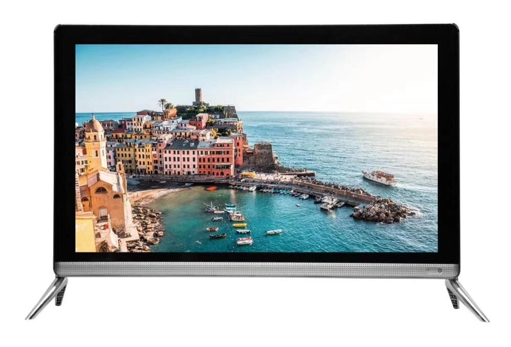 Customize 15'' 17'' 19'' 22'' 24'' 26'' 28'' inch DVB T2 S2 led television TV Multiple languages Portable TV television|Portable TV| |  - title=