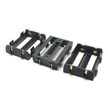 600pcs/lot MasterFire 26650 Battery Holder Storage Case Box With Bronze Pins Gold Plated SMT 2Cell SMD