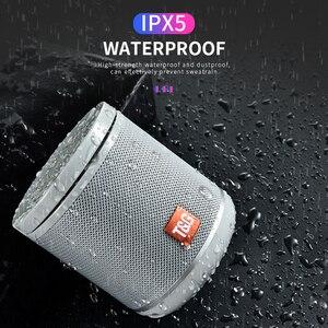 Image 4 - חדש נייד Bluetooth רמקול & טלפון מחזיק מיני סאב בד אלחוטי חיצוני Parlante 6 צבעים תמיכה TF כרטיס USD דיסק