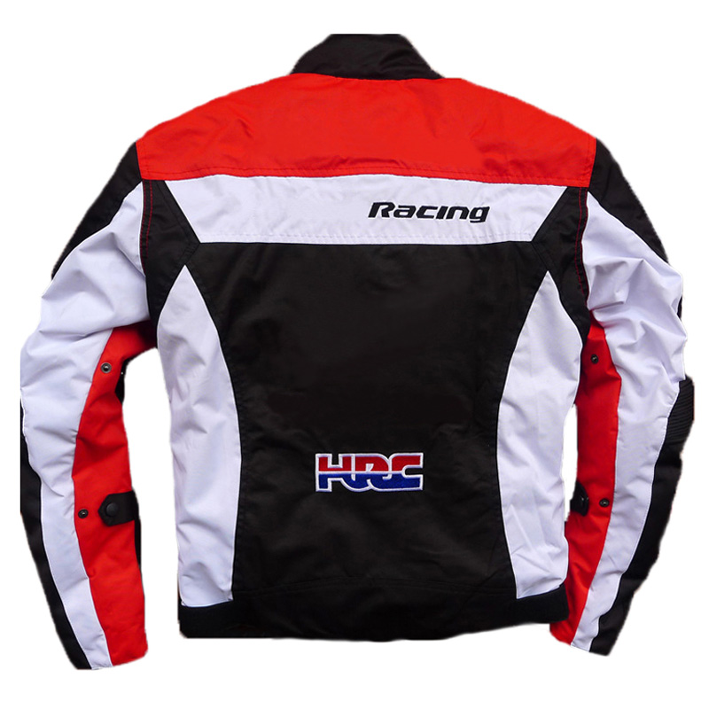 Hommes Moto course Chaqueta Moto équitation vêtements veste hommes Jaqueta Motoqueiro vestes armure Cross manteau coupe vent chaud H - 3