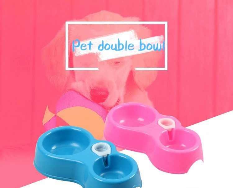 애완 동물 강아지 고양이 자동 그릇 물 디스펜서 피더 애완 동물 액세서리 안전 내구성 플라스틱 애완 동물 그릇