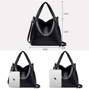 Image 4 - New Casual Tote Sacกระเป๋าถือหนังหรูผู้หญิงกระเป๋าออกแบบกระเป๋าถือคุณภาพสูงสตรีไหล่กระเป๋าสำหรับผู้หญิงBolsa