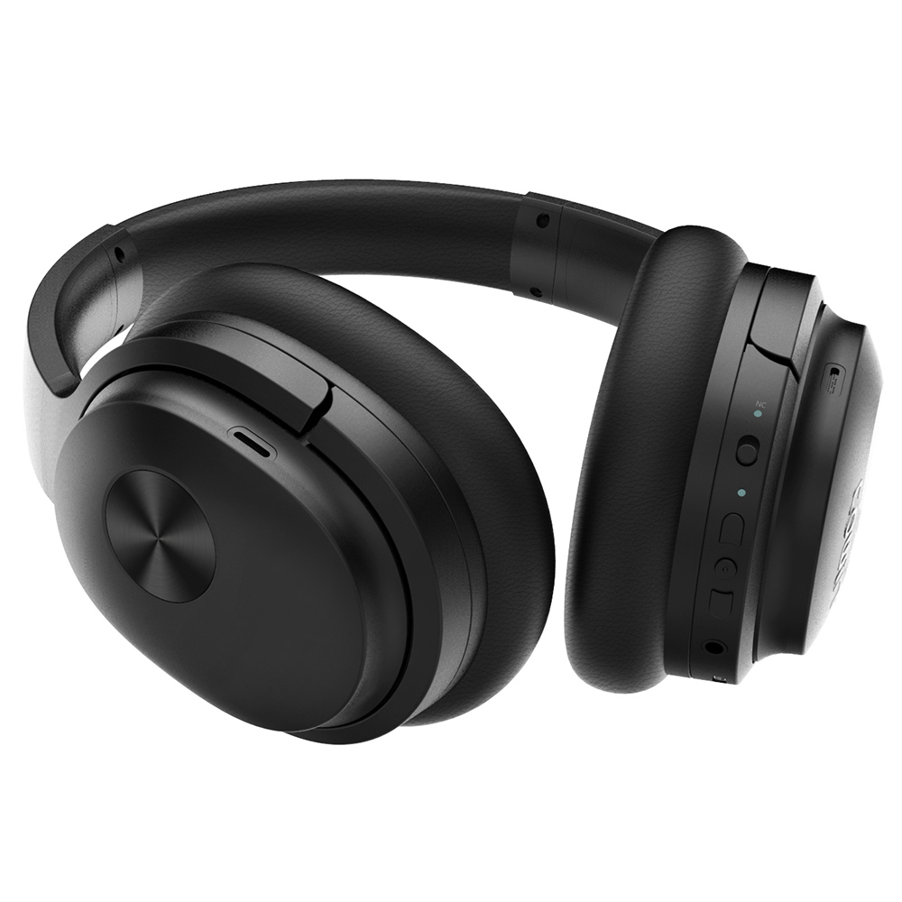 COWIN Apt X Bluetooth Headphone ANC Noise Cancelling Stereo Lossless Music HI FI Wireless Headset Computer Travel Headphones - 2