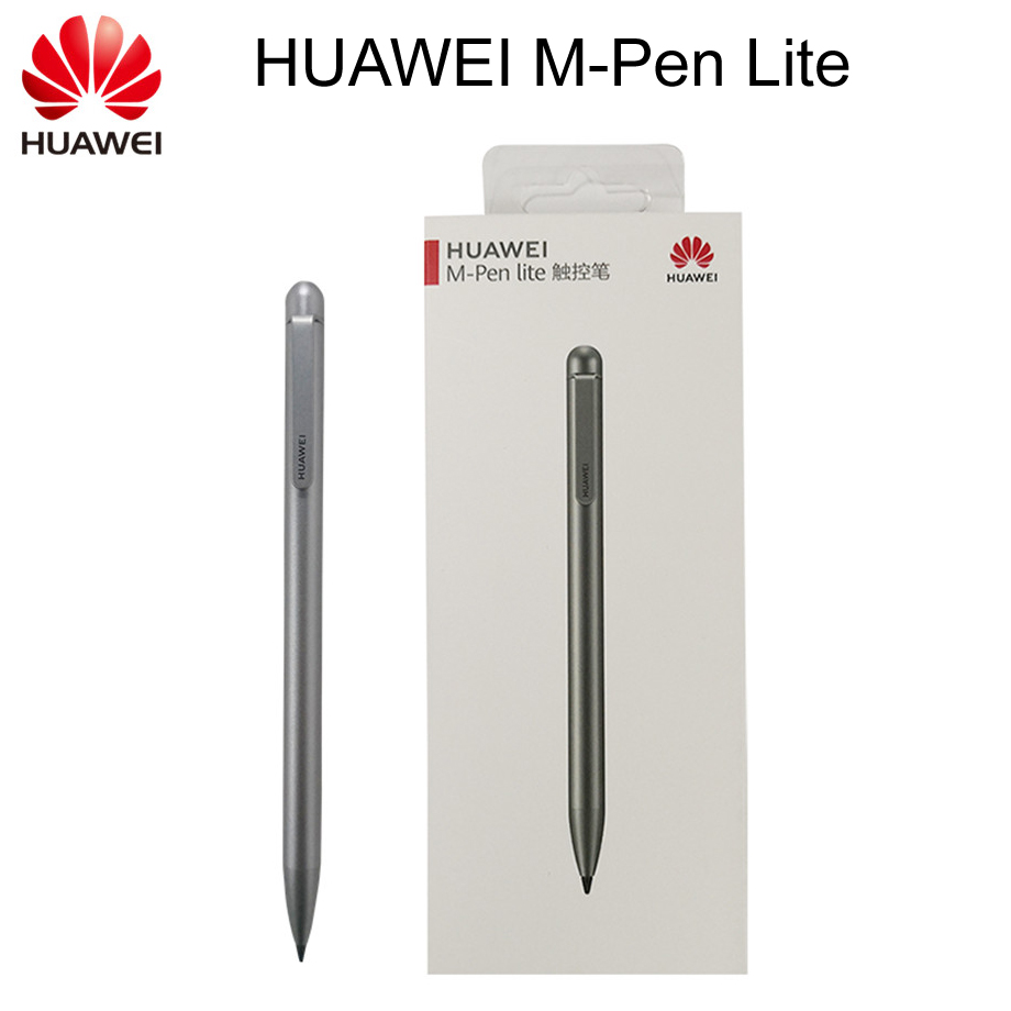 100% Original Stylus M-Pen Lite For Huawei M Pen Mediapad M5 Lite M6 Capacitive Pen Stylus M5 Lite Touch Pen For Matebook E 2019