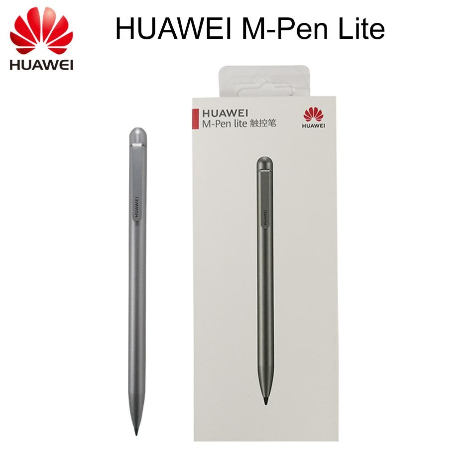 100% Original Stylus M-Pen Lite For Huawei M Pen Mediapad M5 Lite M6 Capacitive Pen Stylus M5 Lite Touch Pen For Matebook E 2019