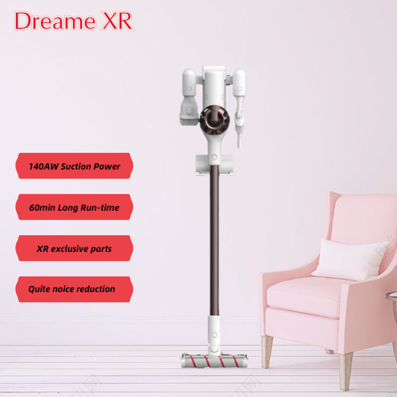 Dreame XR Handheld Wireless Vacuum Cleaner Portable Cordless Cyclone Filter All In One Dust Collector Carpet Sweeper Xiaomi