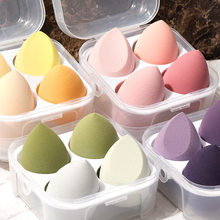 Professional Water Drop Shape Cosmetic Puff Makeup Sponge Blending Face Liquid Foundation Cream Make Up Cosmetic Powder Puff