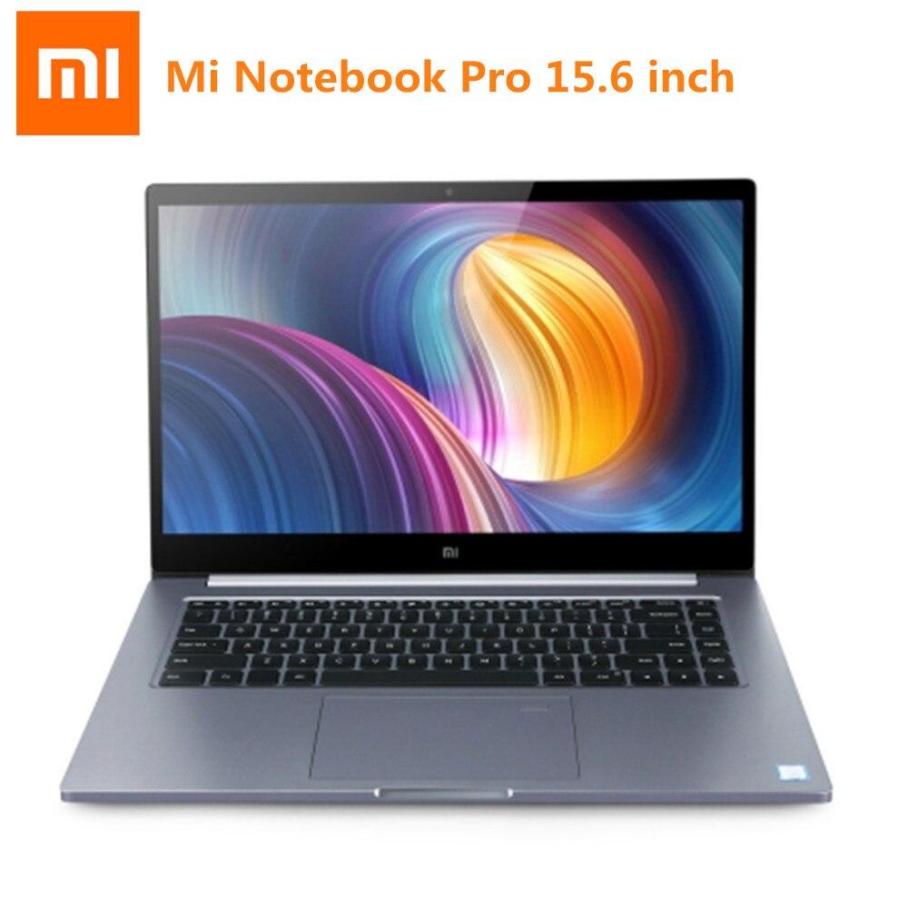 Xiaomi Mi Notebook Pro 15.6 Inch Intel Core I5 8250U 8GB RAM 256GB SSD /8GB RAM 512GB SSD Fingerprint Sensor Mi Pro 15.6 Laptop