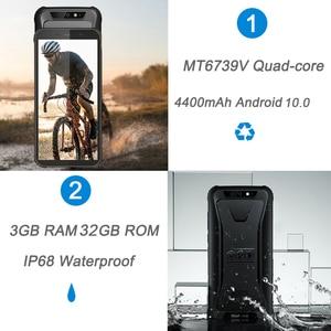"Image 3 - Blackview BV5500 Plus Smartphone IP68 Waterdichte 5.5 ""Hd + Android 10 3Gb 32Gb Mobiele Telefoon 8.0MP Camera nfc Robuuste 4400Mah"