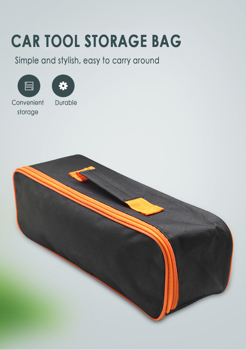 Case Components-Tool Hand-Bag Repair-Tool-Bag Storage Small Multifunctional Car Home title=