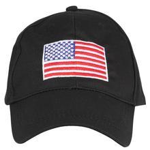 Black Snapback Baseball Cap Men America Flag Casquettes Trucker Fitted Hat Women Kids Gorra Short Hip Hop Dad Sports Cotton Hat цена