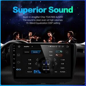 """Image 5 - Dasaita autoradio Android 9.0, IPS 9 """", Navigation GPS, Bluetooth, vidéo 2016 p, TDA850, 1 Din, stéréo, pour voiture Suzuki baleno (2017, 2018, 1080)"""
