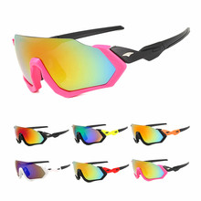 Men Women Cycling Glasses for Bicycles Road Bike MTB UV Protection Sunglasses Racing Goggles Droship 10 Colors Riding Eyewear(China)