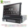 Универсальный 1 din Android 9 0 четырехъядерный автомобильный dvd-плеер GPS Wifi BT Радио BT 2 Гб RAM 32 Гб SD 16 Гб ROM 4G SIM LTE сеть SWC RDS CD