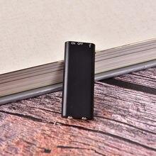 1 шт портативный мини аудио рекордер активация голосом устройство