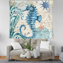 Nordic Style Tropical Tapestry Window Tapestry Wall Hanging Decor Wall Hanging Tapestry Flower Of Life Wall BlanketHome Decor flower skull wall hanging tapestry