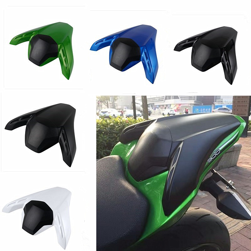 Motorcycle Passenger Seat Cowl Cover For KAWASAKI Z900 Z 900 Engineering Plastic