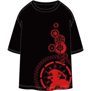 Image 2 - Anime tarih A canlı Tokisaki Kurumi Cosplay T shirt moda yaz kısa kollu üstleri Unisex Tee 2 renk