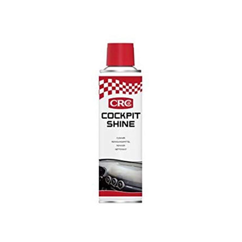 For CRC Cleaner plastic (gloss) 250 ml. (pack. 1 pcs) аэроз. (COCKPIT SHINE) Consumer Line 33008 glasses cups 4001 for yogurt maker 200 ml 4 pcs plastic cover date of expiry indication