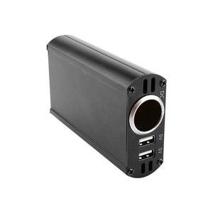 Image 5 - SUNYIMA DC12V 24V Zu DC110V 220V Auto Inverter 70W Intelligente Digitale Display Konverter Multi funktion Lkw auto Buchse Ladegerät