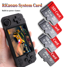 RK2020 RK3326 RGB10 System Card Built in Retro 15000 Games For N64 PS1 GB MAME for