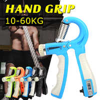 10-80Kg/50LB Einstellbar Schwere Greifer Fitness Hand Exerciser Grip Handgelenk Erhöhen Festigkeit Frühling Finger Prise Karpaltunnelsyndroms expander