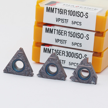 10Pcs Gaobey MMT16IR200ISO-S VP15TF New Carbide Inserts