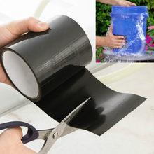 Fita adesiva de auto-correção, fita adesiva para reparo de vazamentos de fibra super forte impermeável