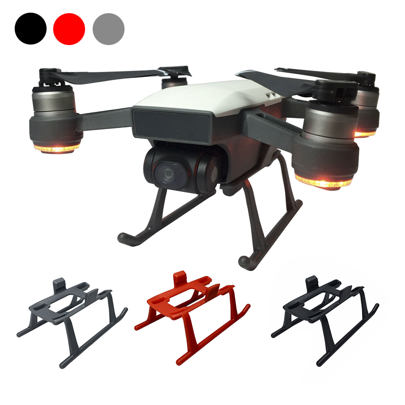 Landing Gear For DJI Spark Drone 3CM Height Extender Legs Light Weight Quick Release Feet Protective Parts Protector Accessory