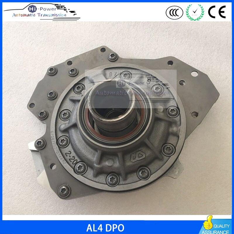 AL4 DPO Automatic Transmission Valve Body Oil Pump For Renault Peugeot Citroen AL4 DPO
