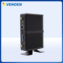 Günstigstes Core i7 mini PC Core i7 5650U 5550U Celeron 2955U Minipc Windows 10 i3 7167U i5 7267U i7 4K ausgang micro computer Linux