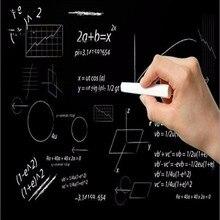 Blackboard Sticker Erasable Stationery Paste Wall Office Green 45x100cm 1pc Learning