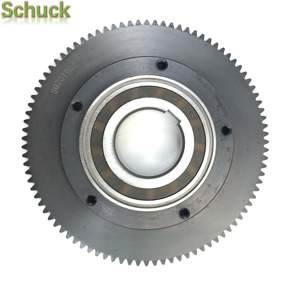 Schuck <font><b>TongSheng</b></font> Main <font><b>Gear</b></font> for TSDZ2 Electric Bicycle Central (bearing incl) Mid Motor Spur <font><b>Gear</b></font> Helical <font><b>Gear</b></font> image