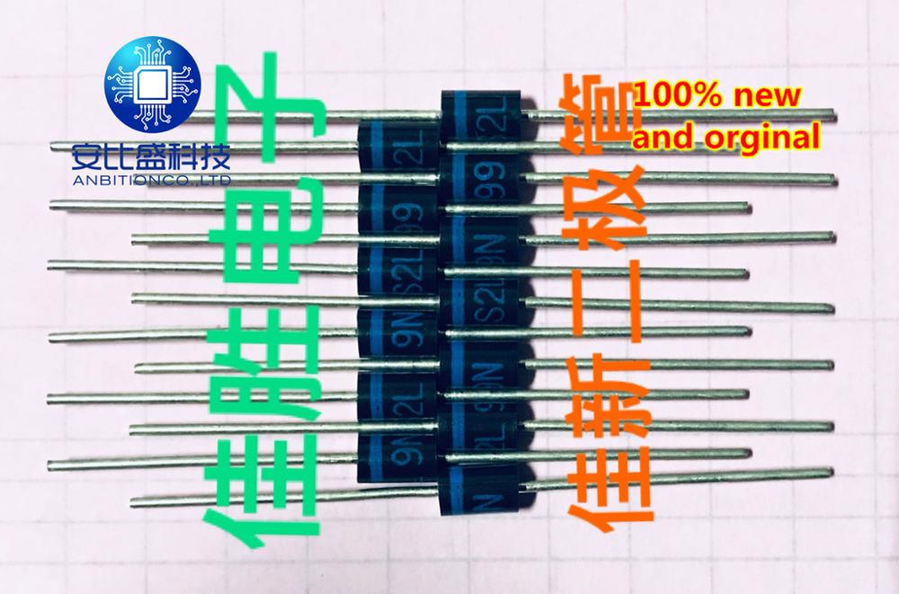 25pcs 100% New And Orginal S2L60-5000 1.5A600V50ns Ultra-fast Recovery Diode S2L  In Stock