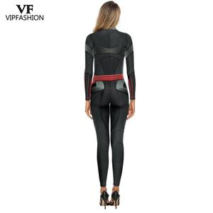 Image 2 - VIP FASHION TV Cosplay Costume Costume Adult Superhero Outfit Cosplay Jumpsuit