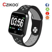 Smart Bracelet watch Band Heart rate Monitor IP67 Waterproof Fitness Tracker Wrisatband For samsung IOS Android Smart Watch(China)