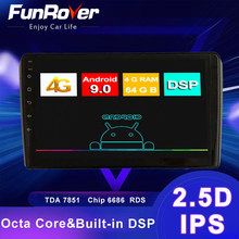 Funrover Ips Voor Audi A3 2003-2012 S3 2006-2012 RS3 Sportback 2011 2 Din Android 9.0 Auto radio Multimedia Speler Gps Navi Geen Dvd(China)