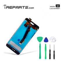 IREPARTS Touch Screen for Xiaomi 5 Display LCD Replacement Mi 5 Pantalla + Free Tools Gift цена