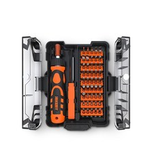 NEW PRODUCT 48-IN-1 Precision Mini Magnetic Screwdriver Set with Adjustable Labor-saving Ratchet Handle for Household DIY Repair