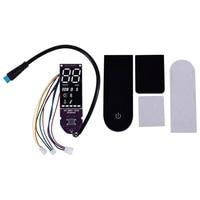 Nova tomada bluetooth placa de circuito & painel capa para xiaomi mijia m365 scooter|Circuitos| |  -