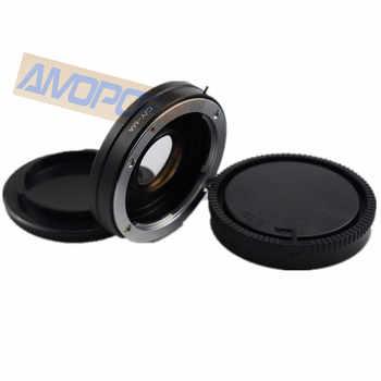 CY zu MA/AF band Optische glas Adapter, contax Yashica CY Objektiv Sony/für Minolta AF Adapter A580, A200, A350, A700